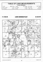 Lake George T143N-R34W, Hubbard County 1992 Published by Farm and Home Publishers, LTD